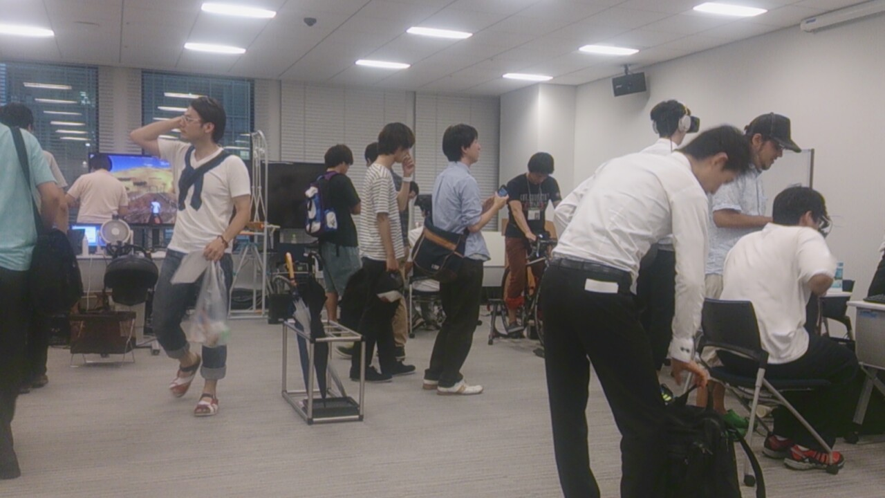 OcuFes in Osaka