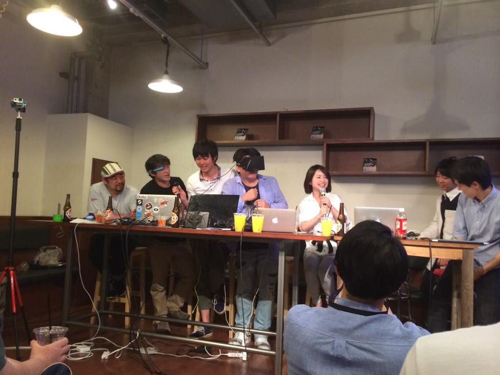 ホリエモンVR/AR研究所in大阪